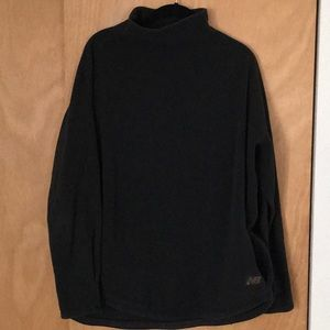 New Balance Fleece Turtleneck Sweater